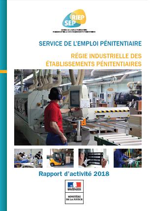 Rapport d'activité SEP-RIEP 2018